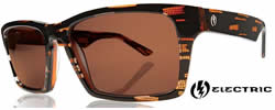 ELECTRIC Hardknox Matrix Brown